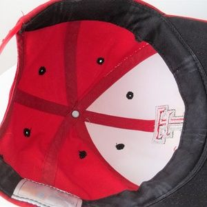 wholesale dealer 8cca5 6e57c Accessories - Red Texas Tech Base Ball Cap